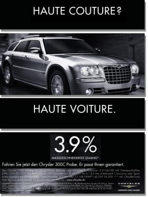 Chrysler Mailing
