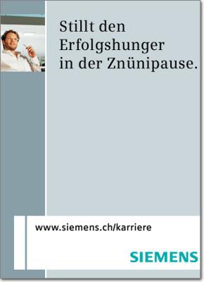 Siemens Stelleninserate